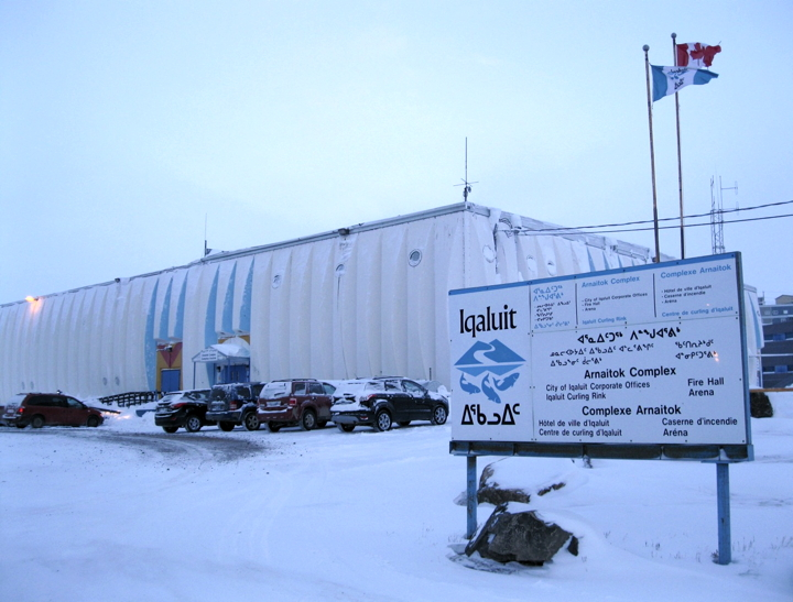 The City of Iqaluit completed its budget for 2015 a full week before the start of the new year. (PHOTO BY PETER VARGA)