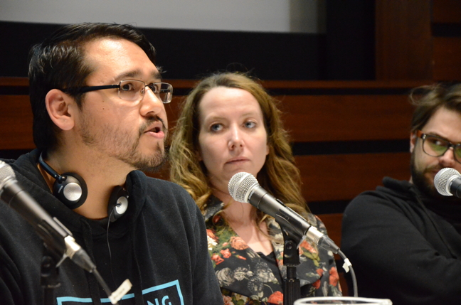 Montreal artist Stephen Agluvak Puskas has made his own documentary film Ukiuktaqtumi in response to Dominic Gagnon's controversial 2015 film of the North. (FILE PHOTO)
